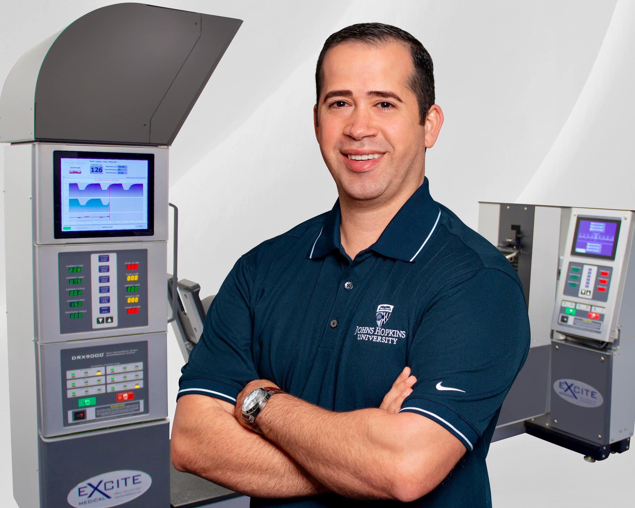 Alameda chiropractor David Basco
